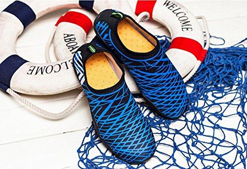 Adultes 2018 Antidrapante 38 Hommes Pataugeant Tuba De t Dans La Hommes Printemps couleur Femmes Taille Chaussures Natation F Plonge Femmes Enfants Et Pour Plage Une Avec znqEAaf