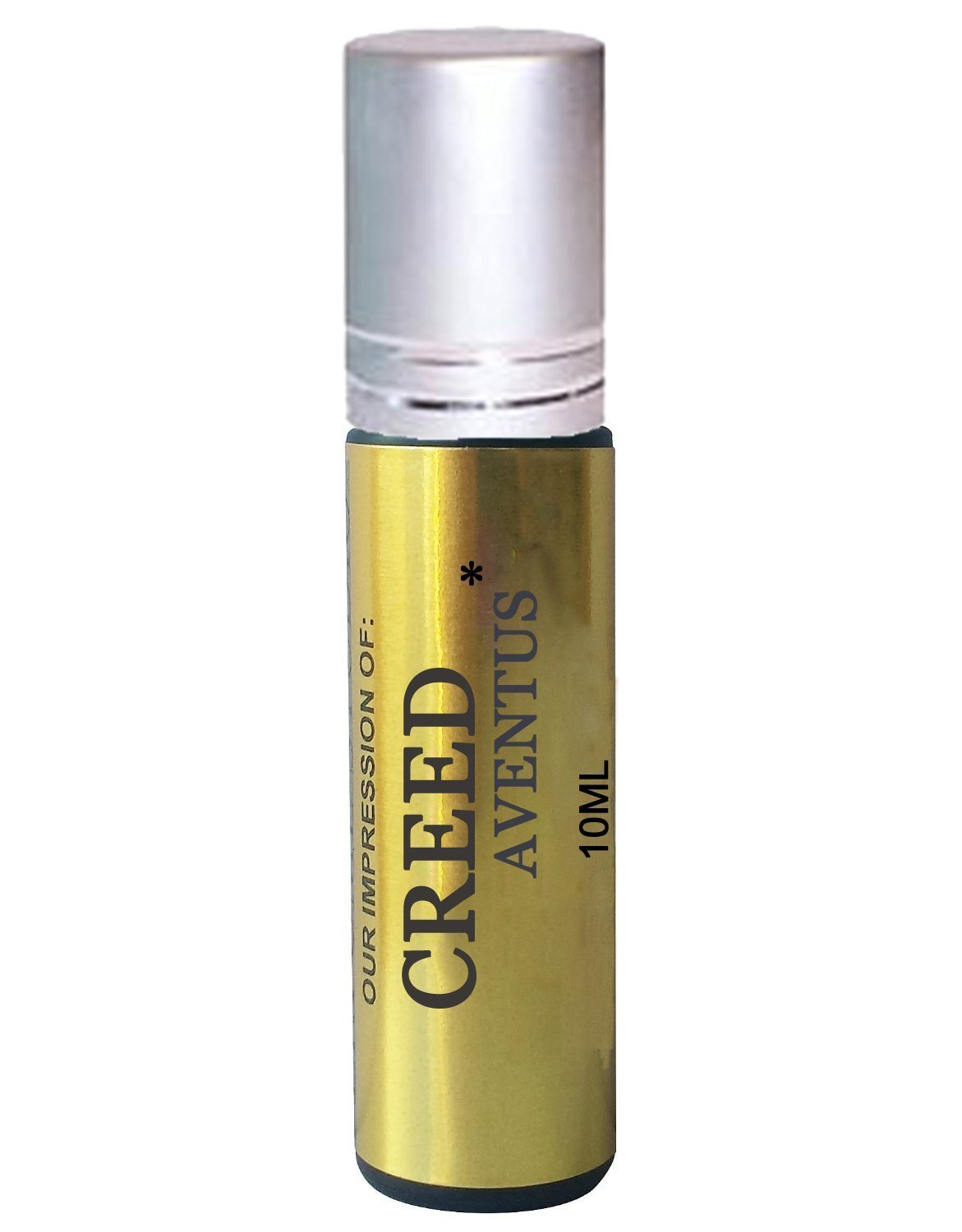 Creed Aventus Oil IMPRESSION with Similar Notes to Original Fragrance. Our Premium VERSION Scent; Not Original Brand; 10ml Roll On Bottle (Perfume Studio Oil Blend CF-102).