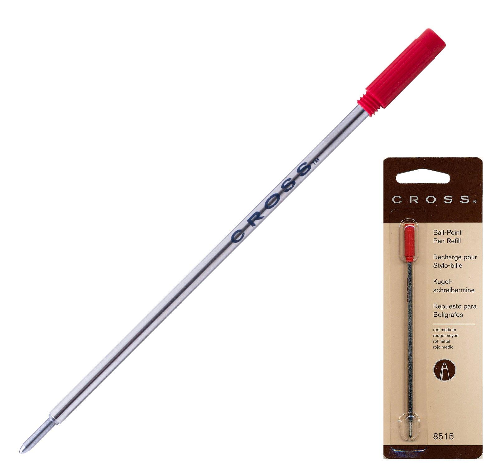 Recarga Tinta Cross Rojo (8515)