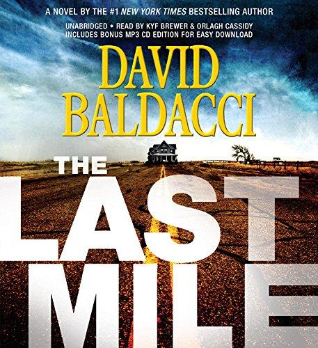 The Last Mile (Memory Man series) (David On Baldacci Cd Books)