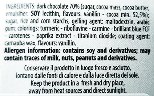 Crispo Sugar Coated Dark Chocolate Easter Eggs