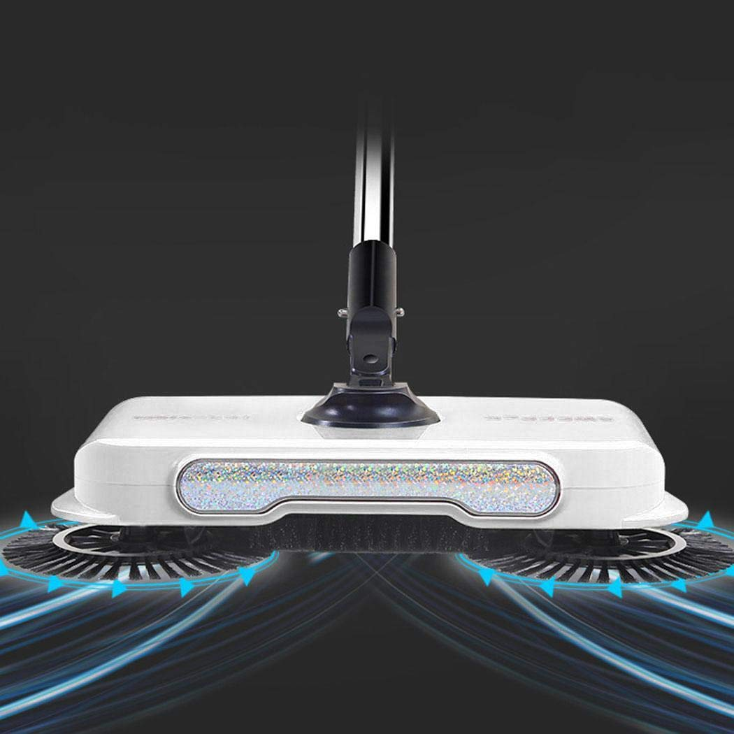 Kiloid 2 in 1 Practical Handheld Wireless Spin Mop Home Cordless Cleanging Mop Wet Mops