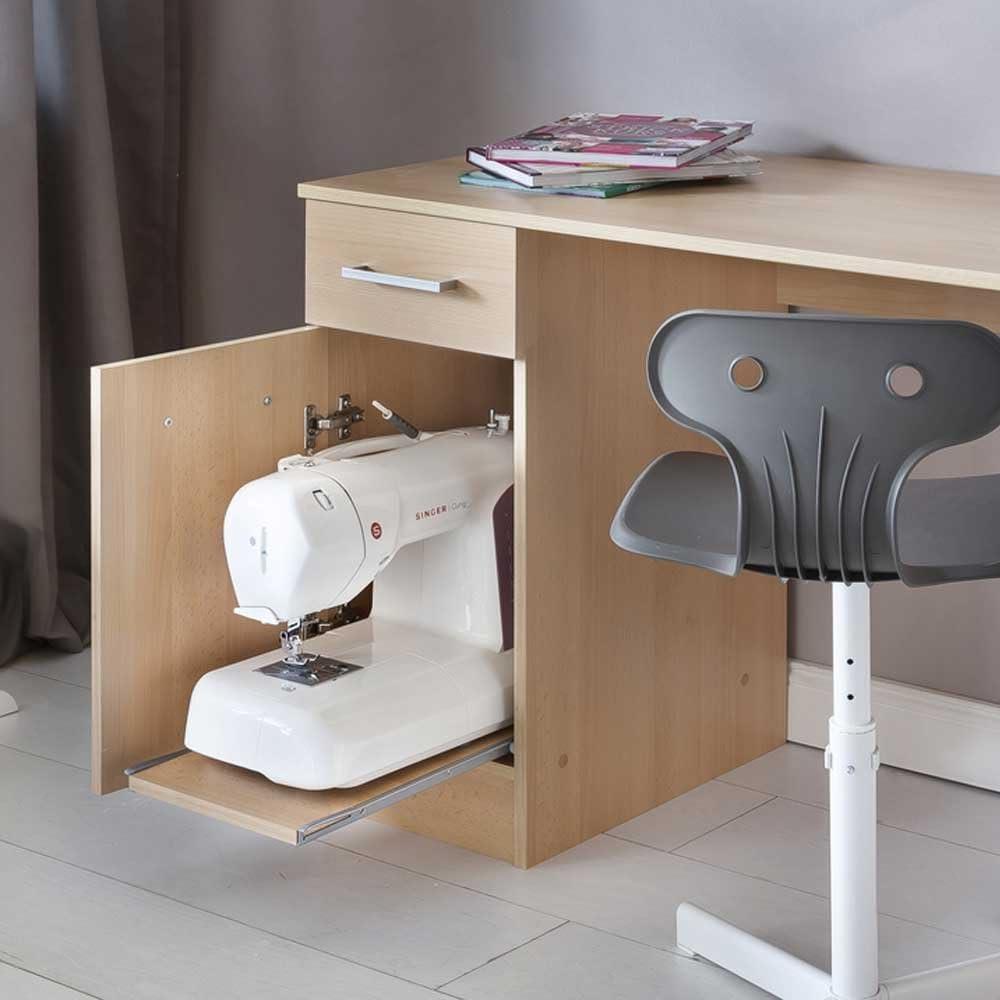 Pharao24 Mesa para máquina de Coser Haya: Amazon.es: Juguetes y juegos