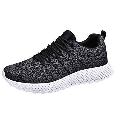 | Aubbly Men Large Size Running Shoes Mesh Air