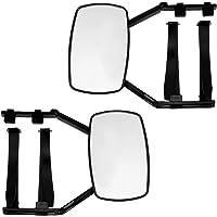 Espelho de reboque extensível universal BESPORTBLE, espelho de reboque, extensão trator, espelho retrovisor, caravana…