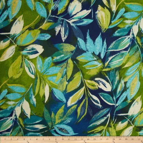 BRYANT INDUSTRIES Bryant Indoor/Outdoor Seabreeze - Canvas Indoor Outdoor