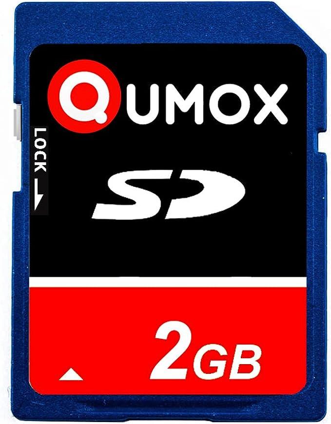 Qumox 2gb Sd Memory Card Karte Speicherkarte Für Kamera Computer Zubehör