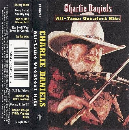 Charlie Daniels - All Time Greatest Hits - Amazon.com Music fa49eb0a7aa