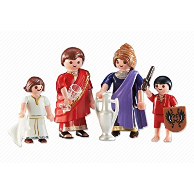 Playmobil Add-On Series - Roman Family: Toys & Games