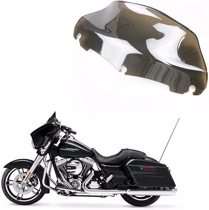 Light Smoke 9 Zoll 22 9 Cm Windschutzscheibe Windschutzscheibe Für 2014 Up Harley Touring Electra Street Auto