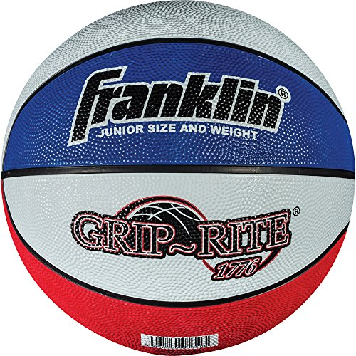 Red Kids Basketball (Franklin Sports Junior 27.5 Inch USA Basketball)