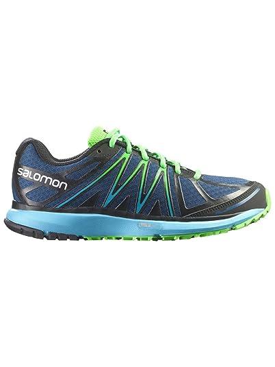97dc4b8a65 Amazon.com: Salomon Women's X-Tour Running Sneakers,Blue,5 B: Clothing