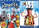 Ice Ace & Robots Cartoons from the creators of Ice Age DVD Animated Set
