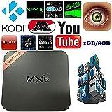 MXQ tv box,leelbox,android tv box,Kodi Pre installed Amlogic S805 Quad Core Android 4.4 better than cs918,Q7,M8,MX,Smart tv box