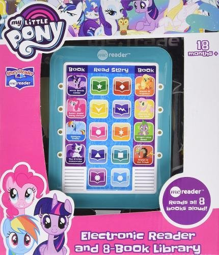 Hasbro - My Little Pony Me Reader 8 Book Library - PI Kids