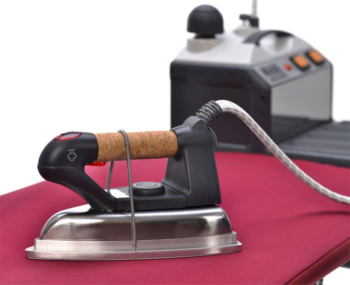 Mabi 404 – Mabi´s Iron Shoe – Teflon Shoe – Teflon Soleplate – Protective Cover – Avoid shine on fabrics