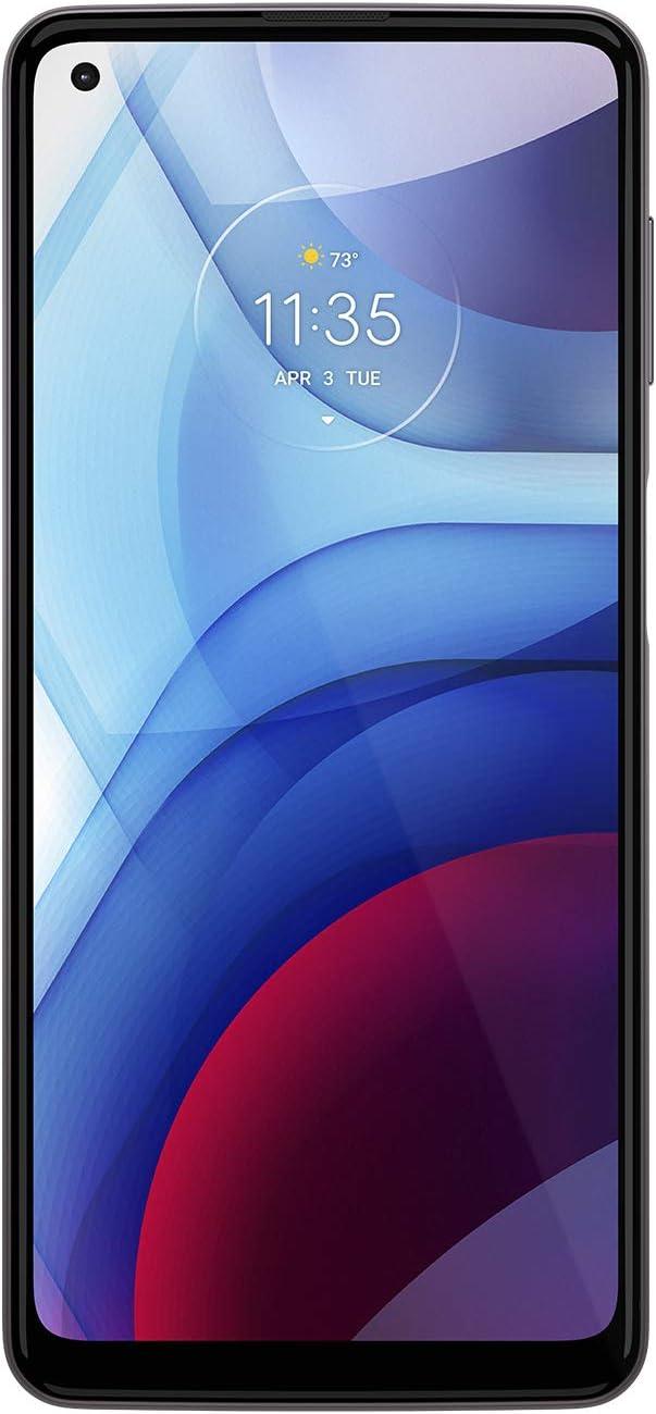 Moto G Power | 2021 | 3-Day Battery | Unlocked | Made for US by Motorola | 4/64GB | 48MP Camera | Gray | Amazon