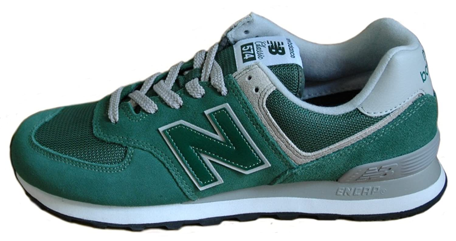new balance ニューバランス スニーカー  ML574-EGR FOREST GREEN (28.0cm) B079YJS62W