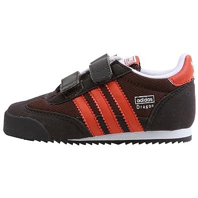 quality design 6bbe5 6e3c3 Amazon.com adidas Dragon CF (InfantToddler) Shoes