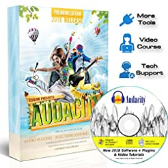 Audacity Audio Recording & Editing Softw...