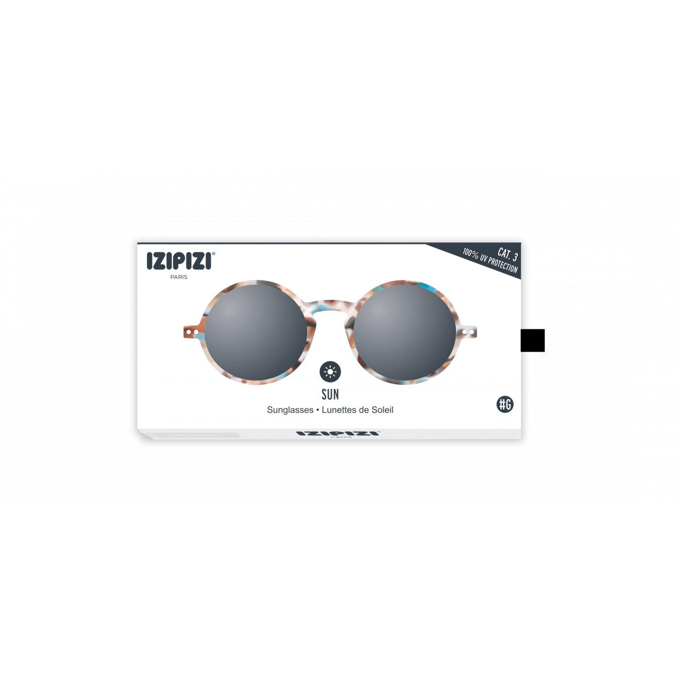 3c8479f9d9d Izipizi Paris Sun Letme Sea   G Blue Tortoise Soft Grey Lenses + 0.00  sonnenbrille