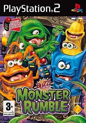 Sony Buzz!Junior: Monsters - PS2 PlayStation 2 vídeo - Juego (PlayStation 2, Arcada, EC (Niños), FreeStyle Games): Amazon.es: Videojuegos