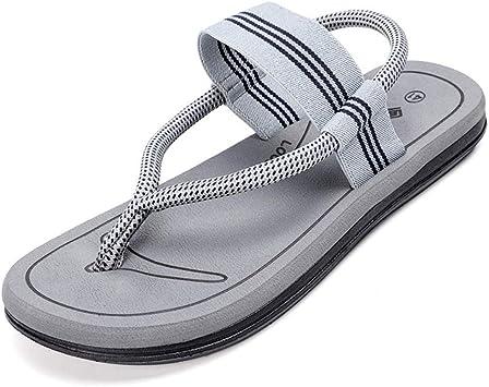 ADIDII Mens Printed Non-Slip Slide flip Flop Sandals La/_Bron/_Yellow/_Logo/_Basketball Summer Outdoors