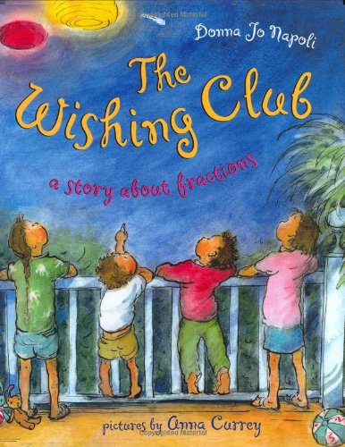 the wishing club a story about fractions