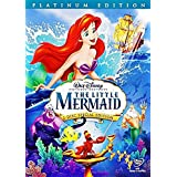 DVD_PLAYER_OR_RECORDER  Amazon, модель The Little Mermaid (DVD, 2006, 2-Disc Set, Platinum Edition), артикул B079ZWCD6X
