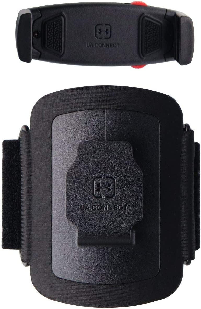 controlador Opcional Abultar  Amazon.com: Under Armour UA Connect Armband Mount for UA Protect Cases -  Black: Electronics