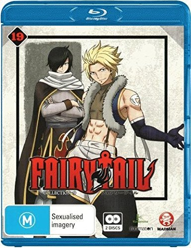 Fairy Tail Collection 19: Eps 213-226 [Blu-ray]