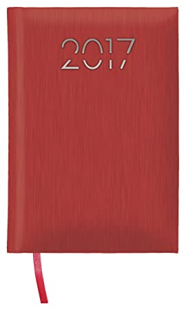 Dohe Gredos - Agenda 2017, día página, color rojo: Amazon.es ...