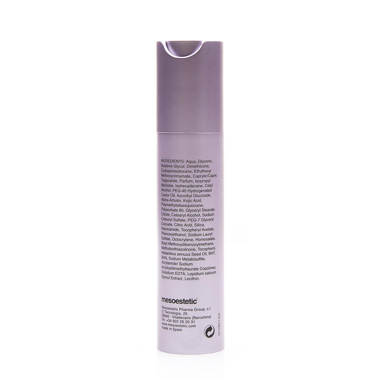 Mesoestetic Ultimate W+ Whitening Cream 50 ml: Amazon.es ...