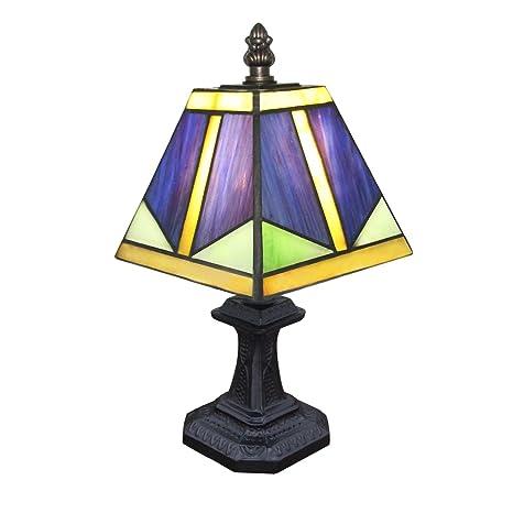 Lámparas de Mesa Estilo Tiffany, Sala de Estar Comedor Mesa ...