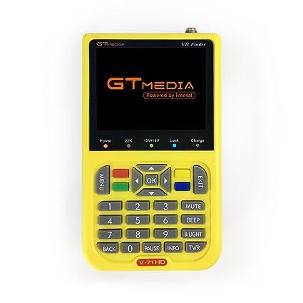Review GTMEDIA V8 Satellite Finder
