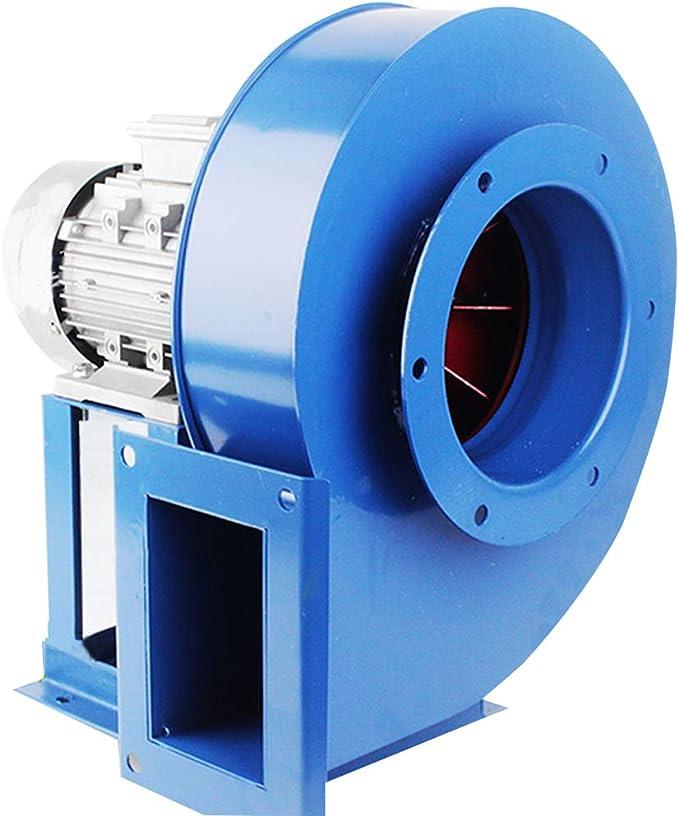 Ventilador centrífugo de acero al carbono, aspa del ventilador ...