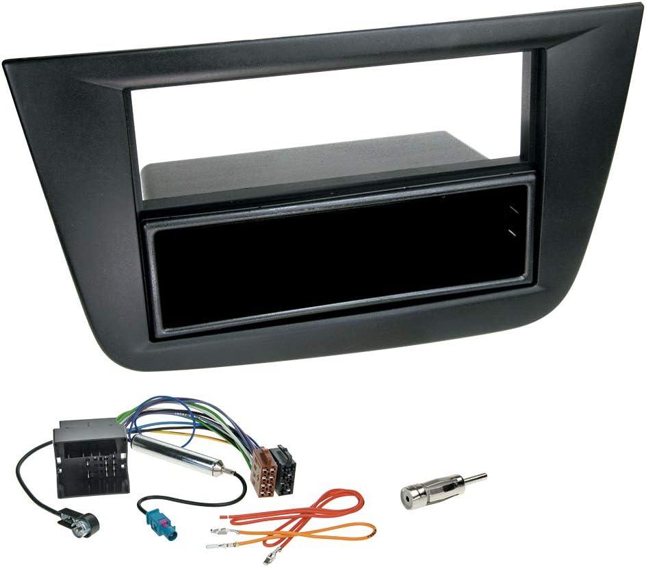 Niq 1 Din Radio Einbau Komplettset Seat Altea Elektronik