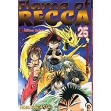 FLAME OF RECCA T25