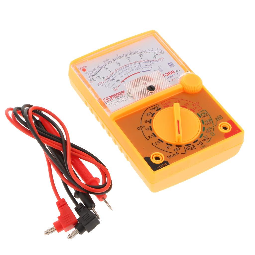kesoto Digital multímetro TY360, puntero de mano electrónico ...