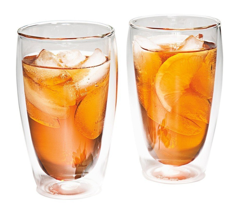 Bodum Pavina Double-wall Insulated 15-ounce Glasses - (Set of 6) by Bodum (Image #2)