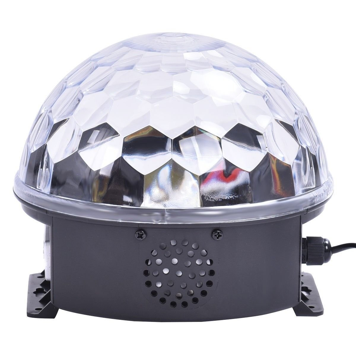 Stage Lights,Prolight LED Grystal magic ball light Led Projection Party Disco Ball DJ Lights Bluetooth Speaker Rotating Light with Remote Control Mp3 Play for KTV Xmas Party Wedding Show Club Pub by Prolight (Image #2)