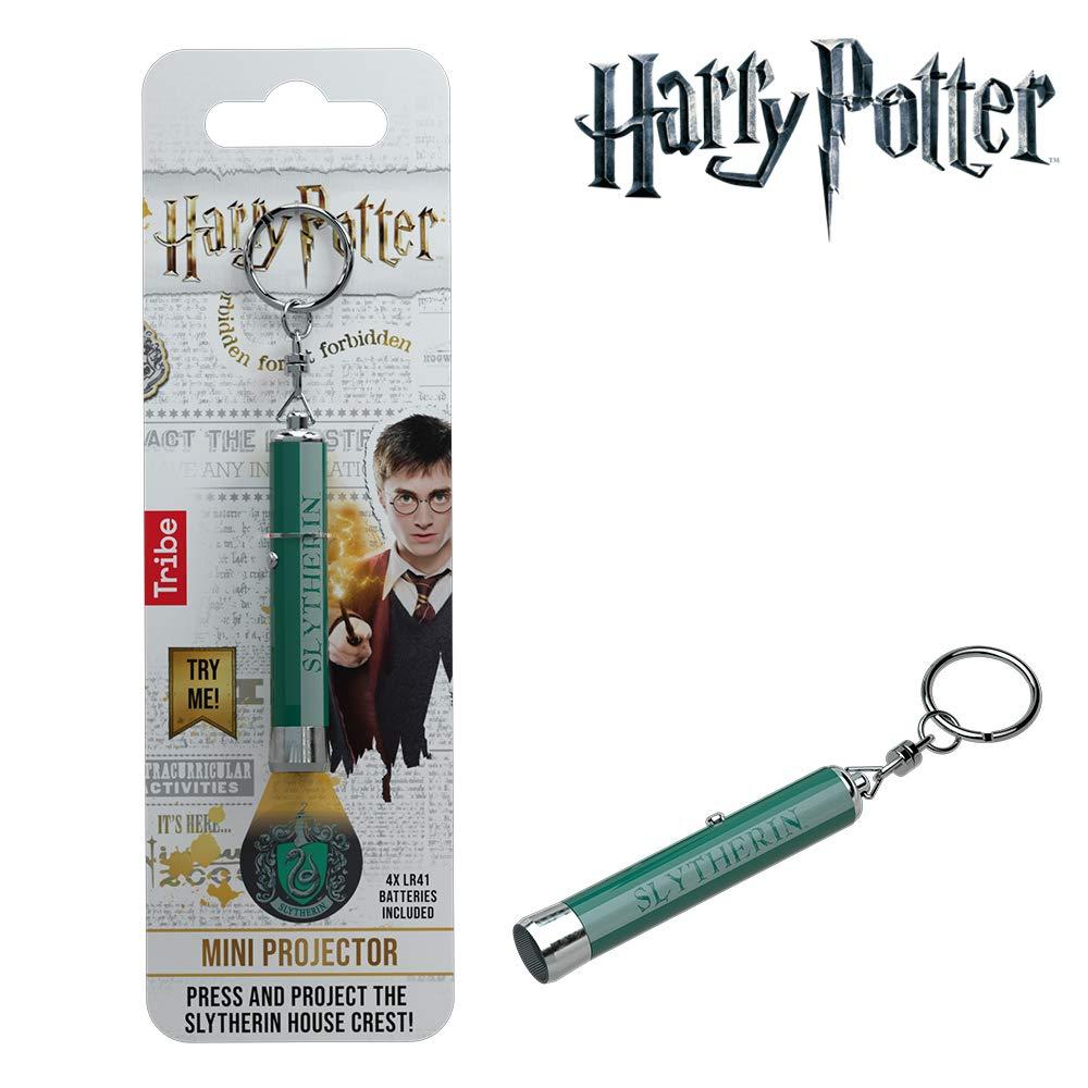 Proyector Slytherin con llavero - Harry Potter: Amazon.es ...