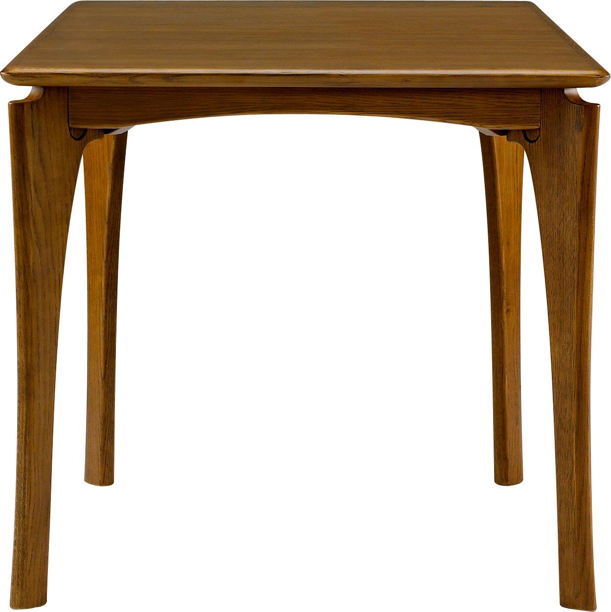 ボスコプラス ネスタ ダイニングテーブル 75cm ナチュラル DT84002Q-PN800 B016I4DLJ8 ダイニングテーブル 75cm ナチュラル