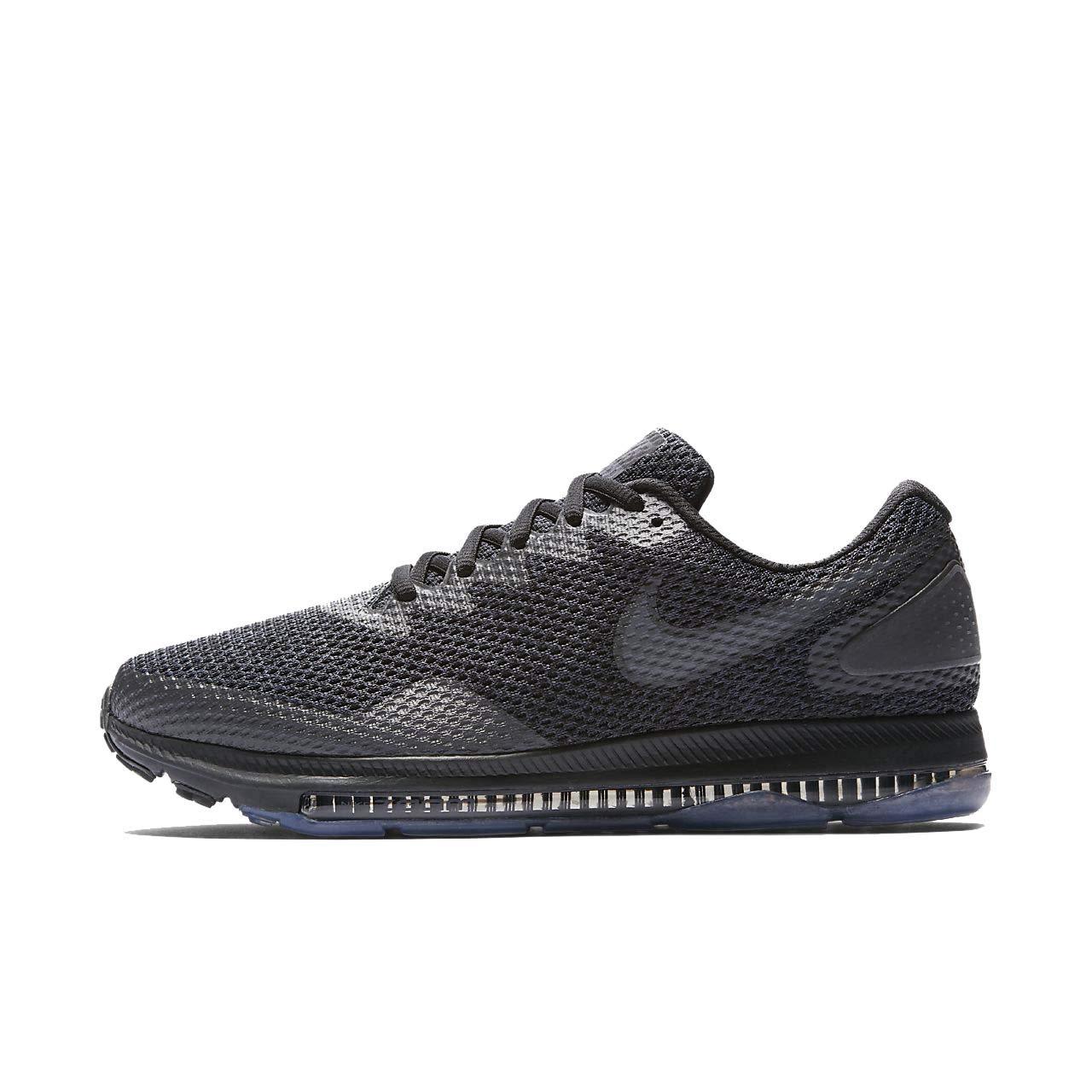 Black Dark Grey-anthracite Nike Men's Zoom All Out Low, OBISIDIAN Paramount bluee-Black
