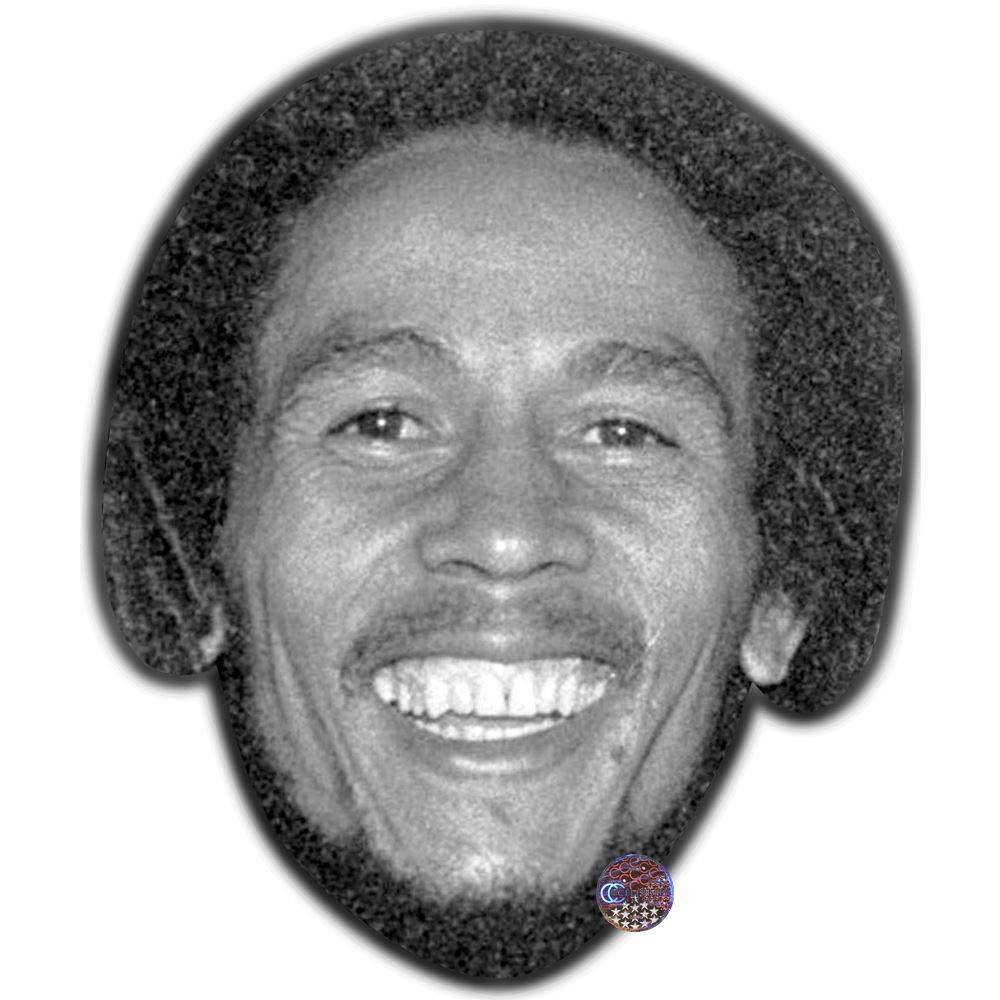 Smile Masques de c/él/ébrit/és Bob Marley