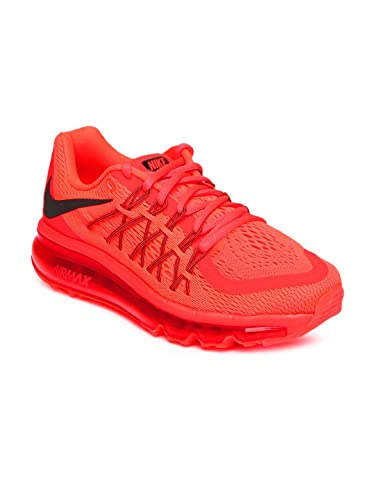 super popular 75c4a 62074 Nike Women Pink Air Max 2015 Anniversary PK Running Shoes (4UK)
