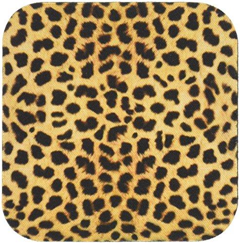 3dRose Cheetah Animal Print Coaster, Soft, Set of - Cheetah Mug