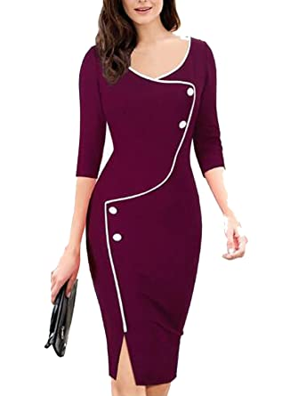 Elegantes business kleid