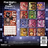 Five Nights at Freddy's 2020 Wall Calendar