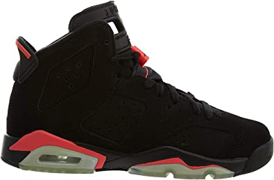 Jordan Nike Air 6 Retro Black Infrared